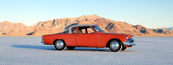 Kristin's 1955 Studebaker