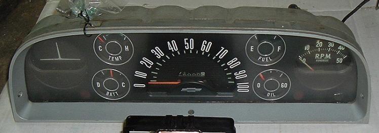 gauge pod